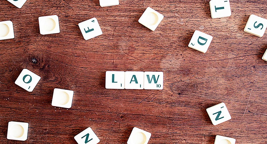 laww - The 4 primary functions of law
