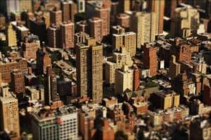 בניינים וגורדי שחקים