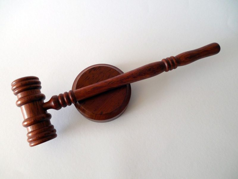 פטיש משפטי מונח