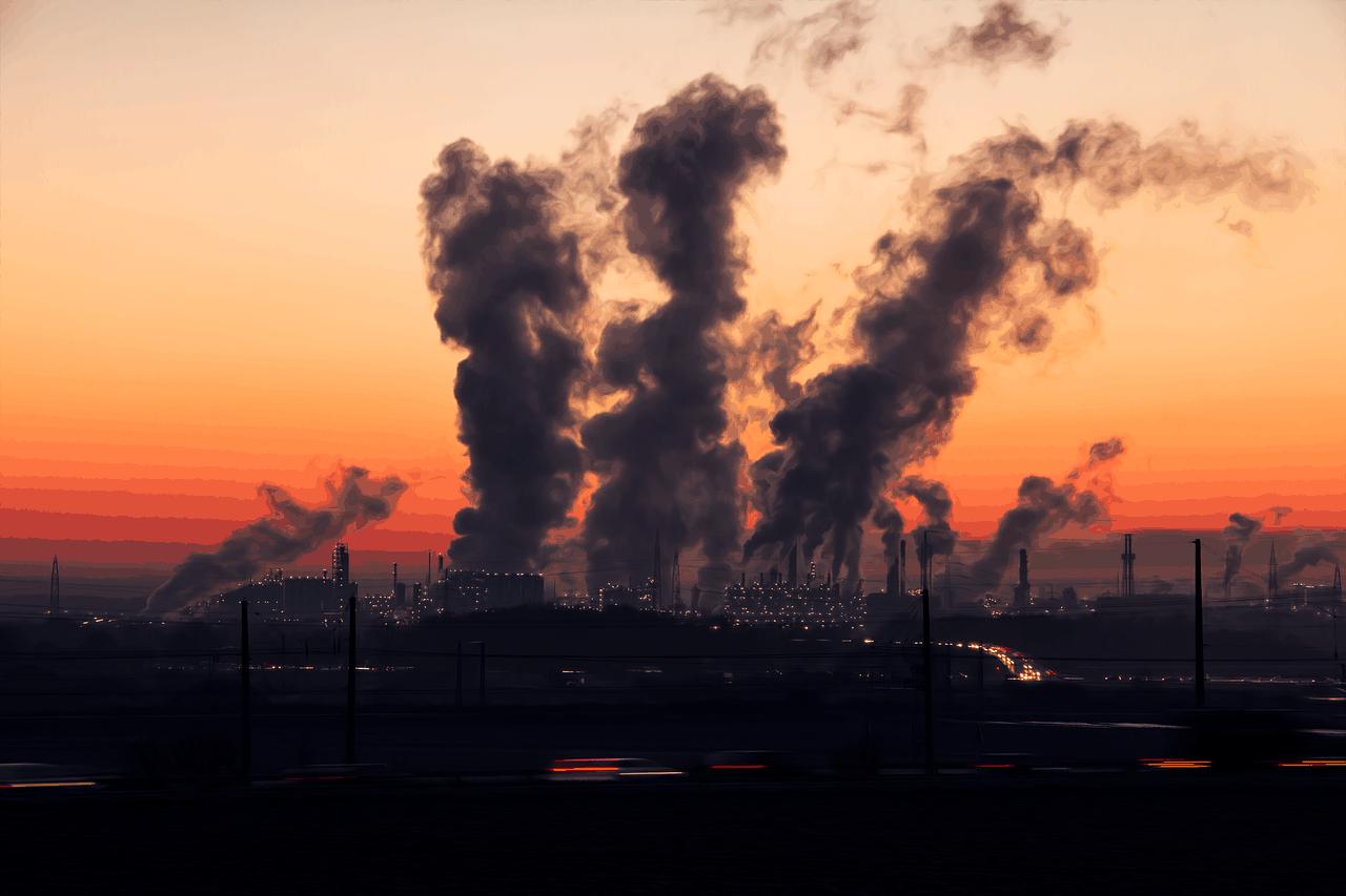 זיהום אוויר