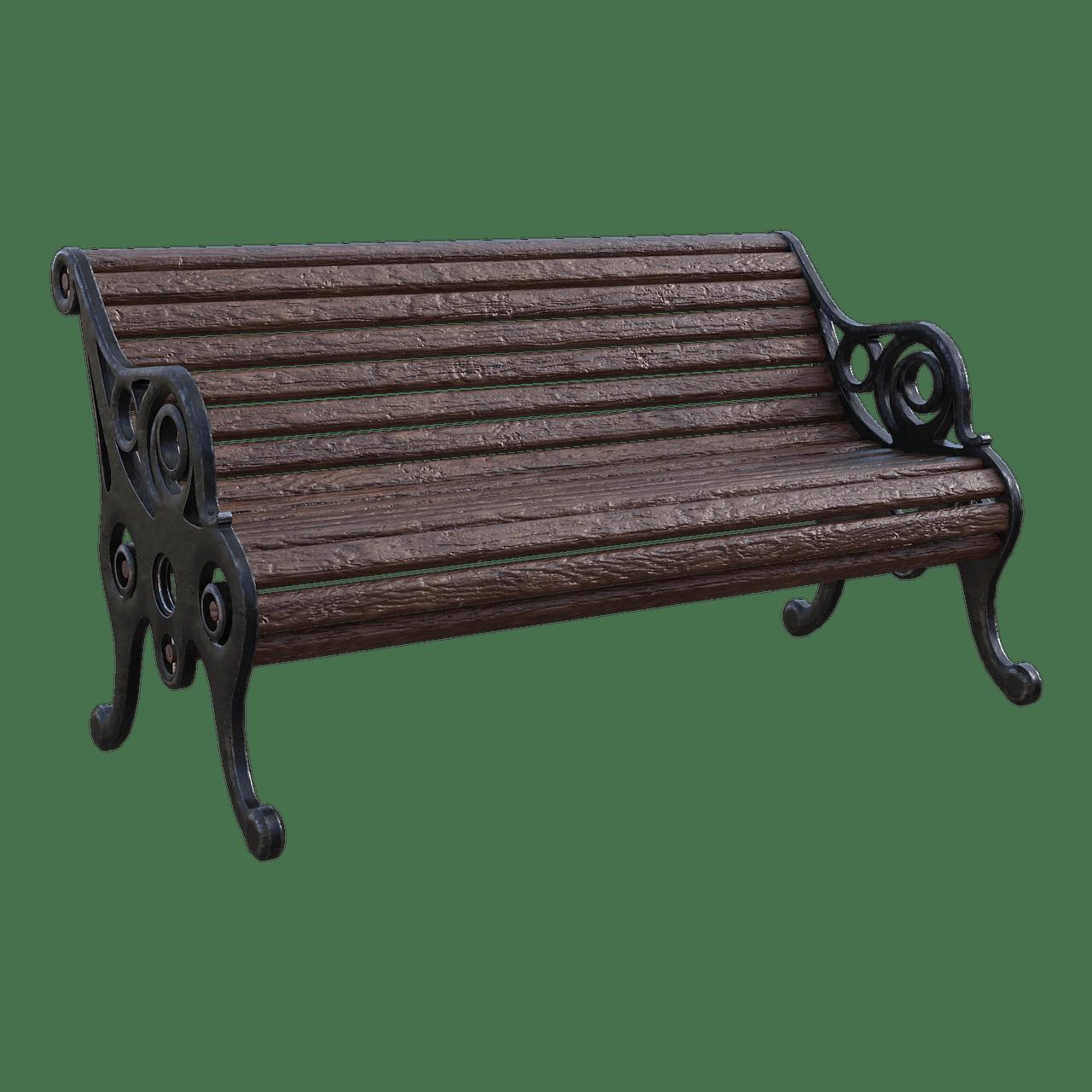 ספסל מעוצב