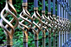 גדר מעוצבת